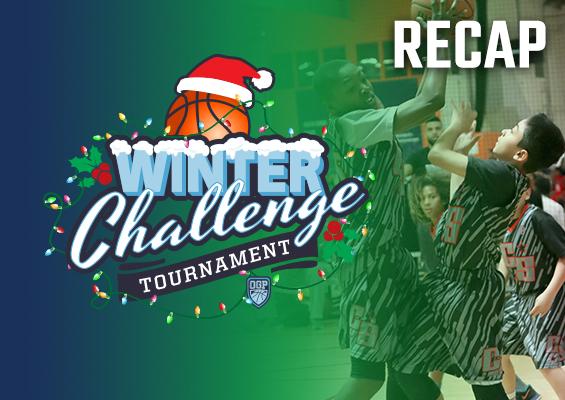RECAP: OGP Winter Challenge