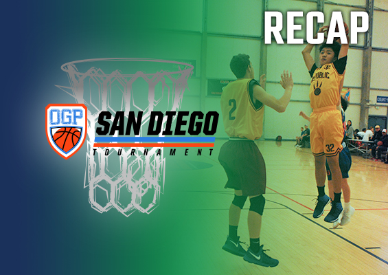 RECAP: OGP San Diego