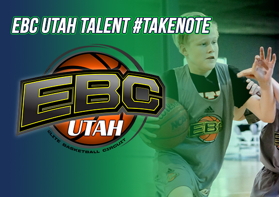EBC Utah Talent #TakeNote