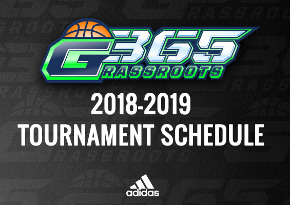 2018-2019 Tournaments