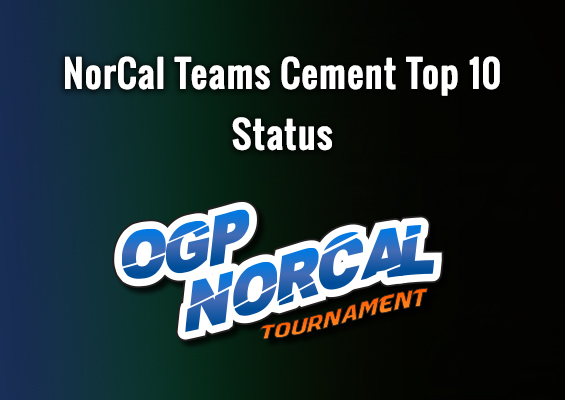 NorCal Teams Cement Top 10 Status