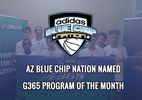 AZ Blue Chip Nation named G365 Program of the Month