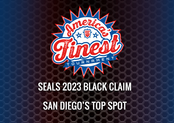 Seals 2023 Black Claim San Diego's Top Spot