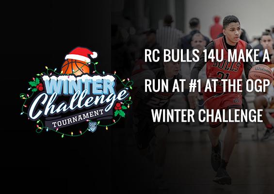 RC Bulls 14U Make a Run at #1 at the OGP Winter Challenge