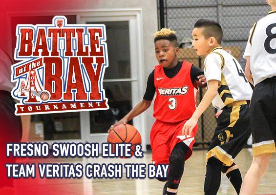 Fresno Swoosh Elite & Team Veritas Crash the Bay