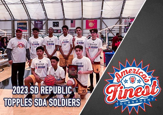 2023 SD Republic Topples SDA Soldiers