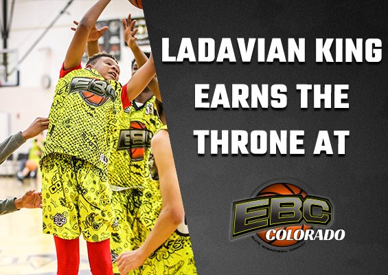 LaDavian King Earns the Throne at EBC Colorado