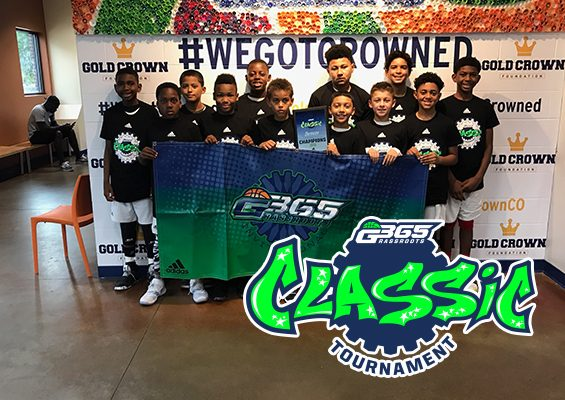 Billups Elite 11U Trending Higher after Capturing G365 Denver Championship