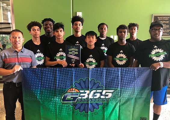 Team Harden AZ Legends 13U Rise Up at G365 SW Invitational