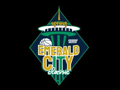Grassroots 365 Spring Emerald City Classic 2022 Logo