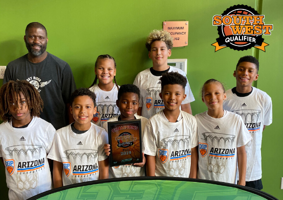 Isaiah Rider IV leads G365 #3 Ranked Sky Riders to SW Championship Title