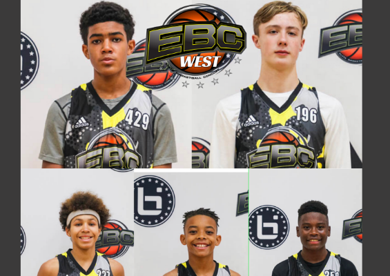 Best of EBC West: Freeny, Krueger, Cain, J. Johnson and Gray