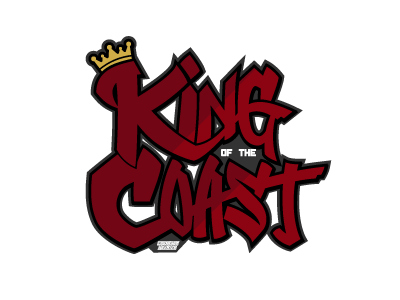 G365 King of the Coast Tournament 2021 Logo