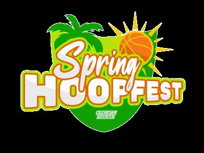 G365 Spring Hoopfest Tournament 2022 Logo