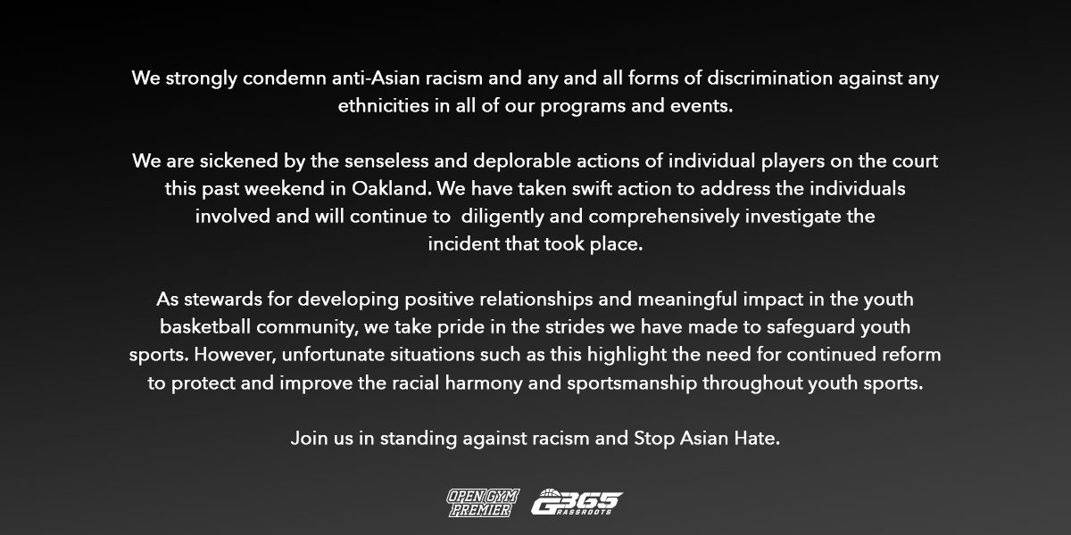Join us in standing against racism