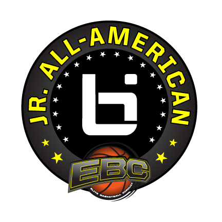 Official Logo of EBC Jr. All-American