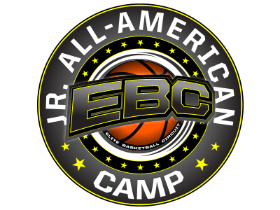 EBC Jr. All-American Camp 2019 official logo