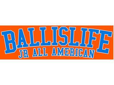 Ballislife Jr. All-American Camp 2013 Logo