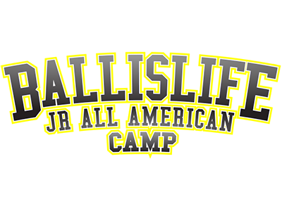 Ballislife Jr. All-American Camp 2015 Logo
