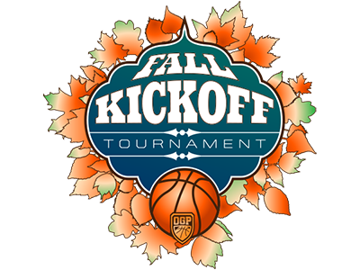 The Fall Kickoff Tournament 2018 official logo