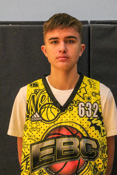 Jaden Goodall at EBC Arizona 2021