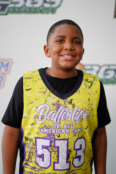 Alyo Hawkins Jr. at G365 President's Day Classic 2021