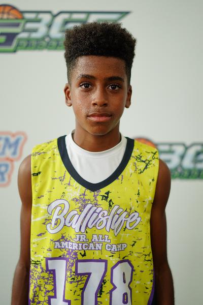 Player headshot for Nathalio Gray Jr.
