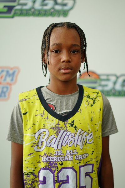 Player headshot for Nick Wallace Jr.