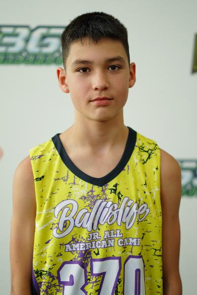 Player headshot for Noah Kaylor