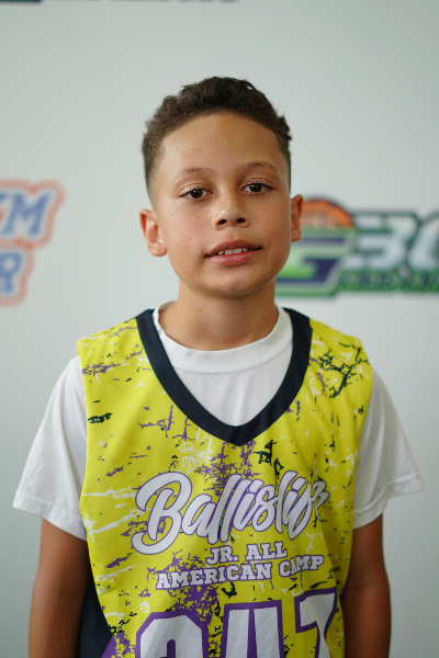 Player headshot for Titus Hughes