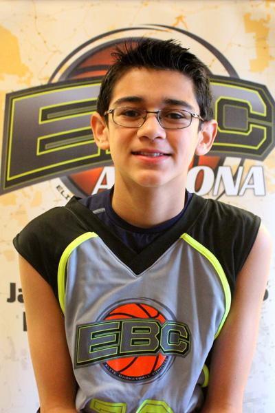 Adrian Galindo at EBC Arizona 2015