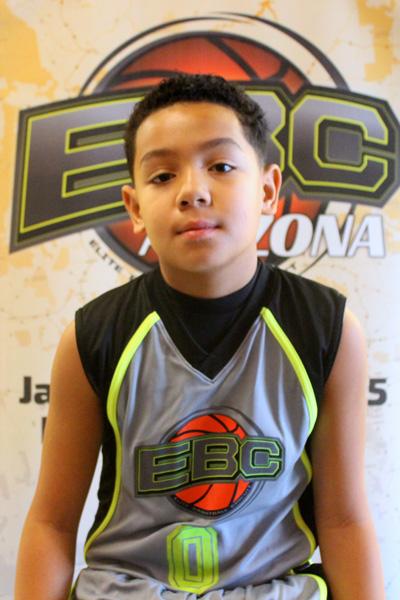 Emery Young at EBC Arizona 2015