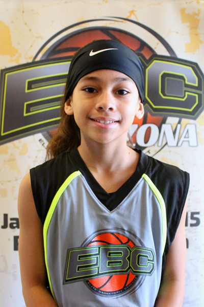 Jaelyn Bates at EBC Arizona 2015