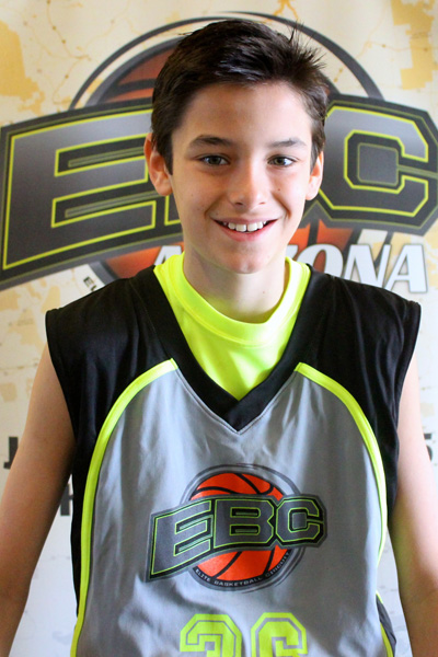 Quinn Thompson at EBC Arizona 2015