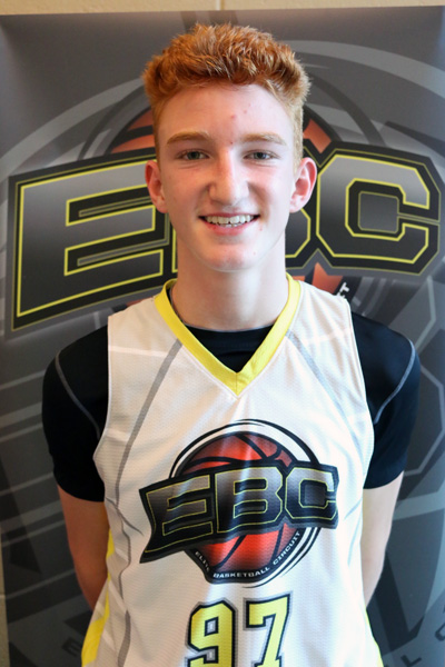 Player headshot for Nico Mannion