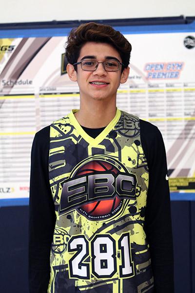 Player headshot for Adrian Galindo