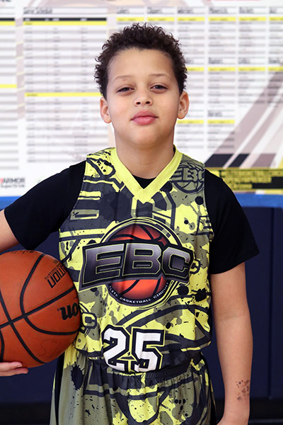 Player headshot for Jaceon Jordan