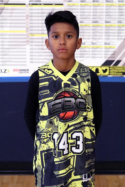 Player headshot for Leonard Romayor Jr.