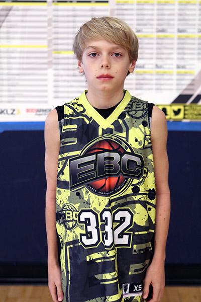Player headshot for Hayden Stebbins