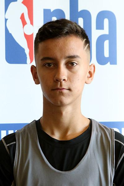 Player headshot for Kota Benson