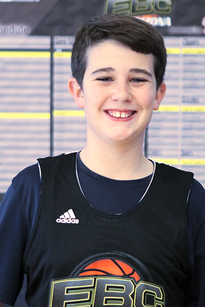 Player headshot for Braxton Caruso