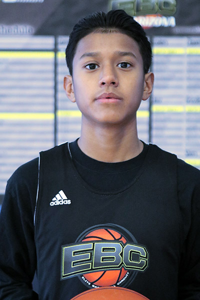 Player headshot for Leonard Romayor Jr.