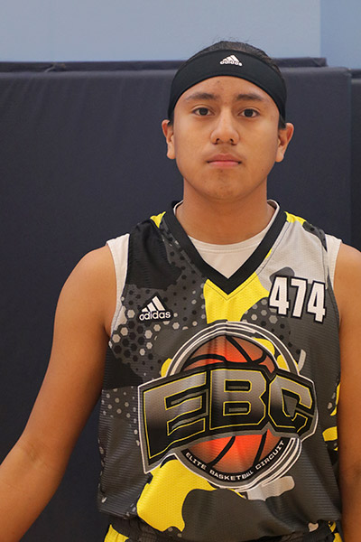 AJ Seumanu at EBC Arizona 2020