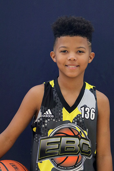 Isaiah Rider IV at EBC Arizona 2020