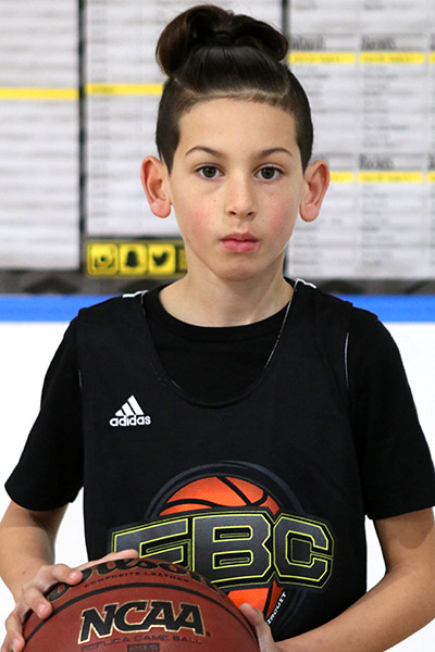 Logan Monge at EBC Bay Area 2019