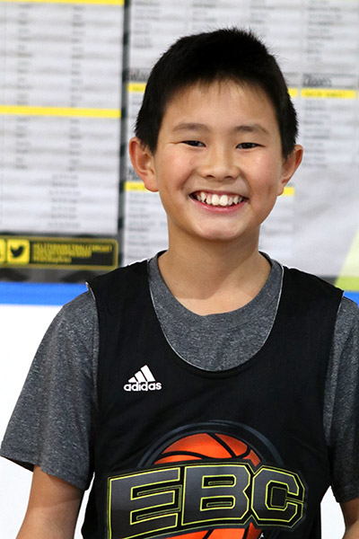 Player headshot for Aiden Li