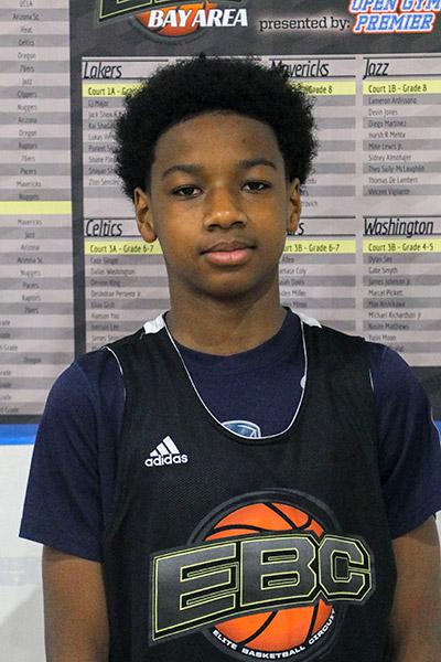 Player headshot for Isaiah Davis