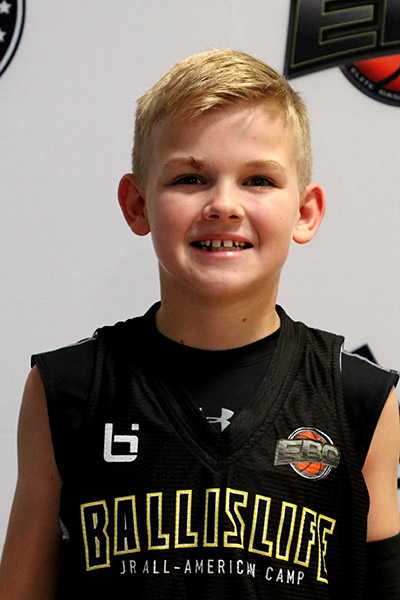 Player headshot for Bentley Elrod