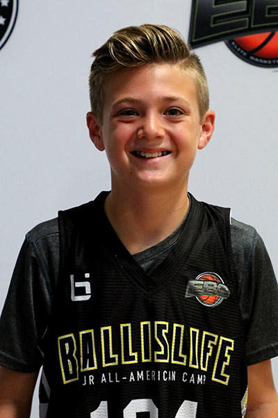 Player headshot for Caden Jones