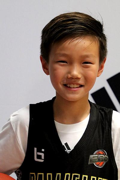 Player headshot for Jonah Kim